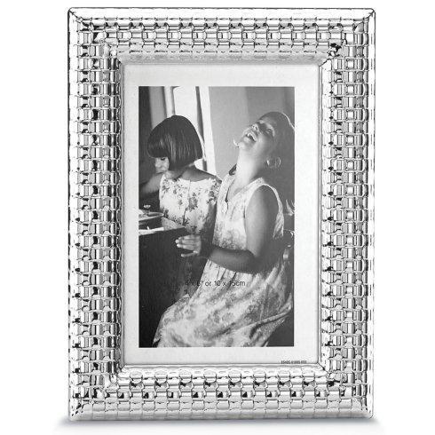 "Silver 4"" x 6"" Photo Frame"