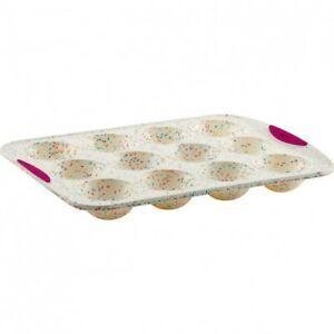 Trudeau   12 Domes Confetti Fuchsia Cake  $22.95