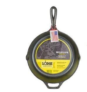 $32.99 10in-1/4 Deer Logo Skillet