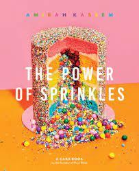 "Abrams Books   ""The Power of Sprinkles"" Cookbook $24.99"