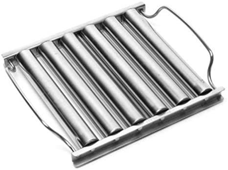 Charcoal Companion   Stainless Steel Hot Dog Roller  $22.95