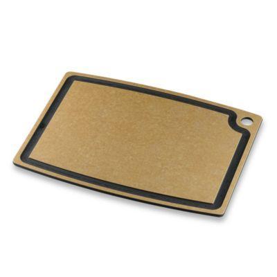 """$82.95 GS 20""""x15"""" Natural/Slate Core Cutting Board"""