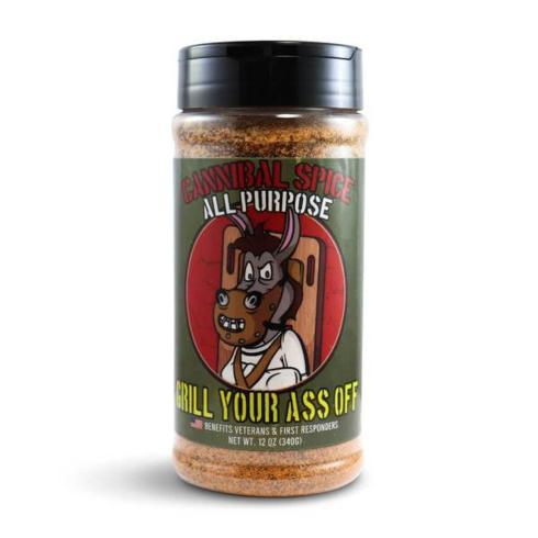$14.99 Cannibal Spice - All Purpose
