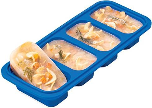 $16.95 Prep-N-Freeze 6 Oz Portion Tray