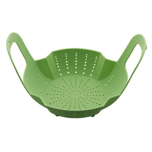 Instant Pot   Silicone Steamer Basket Green $16.95
