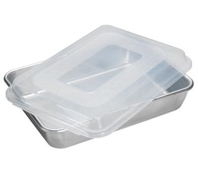 Nordic Ware   9in.x13in. Rectangular Cake Pan with Lid $24.99