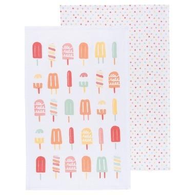 Now Designs   Popsicles Dish Towel  $14.50