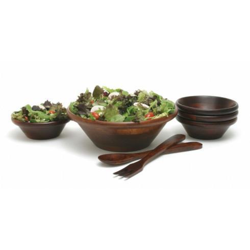$75.00 7pc Salad Bowl Set