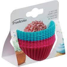 Trudeau   12 Silicone Baking Cups $7.95