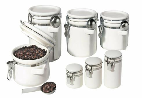 $45.99 7-Piece Ceramic Canister Set