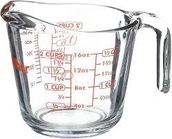 $11.95 1 c. Glass Measuring Cup