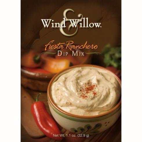 Wind & Willow   Fiesta Ranchero Dip Mix $5.99