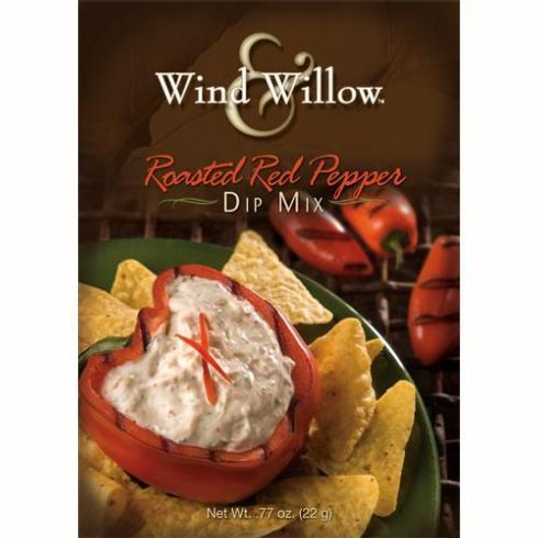 Wind & Willow   Roasted Red Pepper Dip Mix $5.99