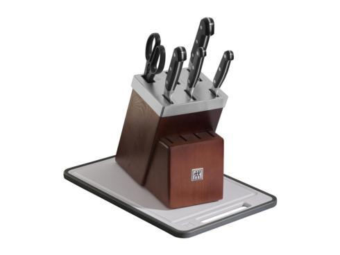 $599.00 7 Piece Self-Sharpening Knife Block Set
