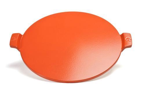 Charcoal Companion   Round Glazed Pizza Stone $44.95