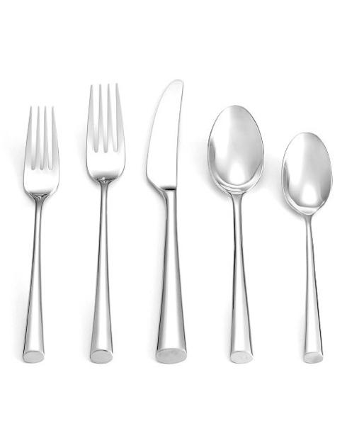 Stainless Flatware collection with 5 products