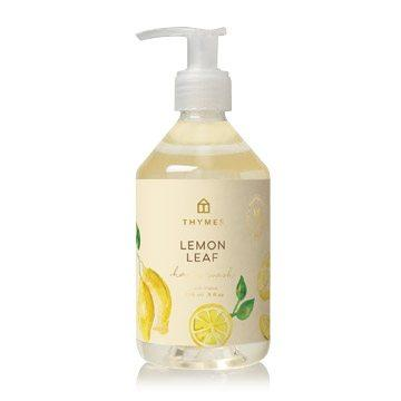 $14.00 Thymes Lemon Leaf Hand Wash