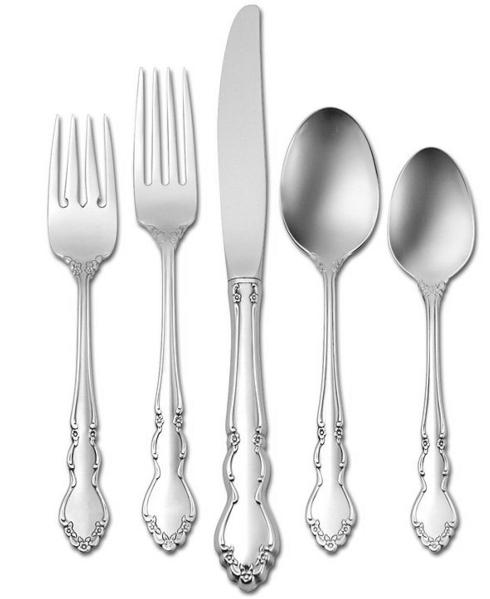 Oneida   Dover 5pc place setting $50.00