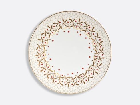 Bernardaud   Dinner Plate - Noel Blanc  $78.00