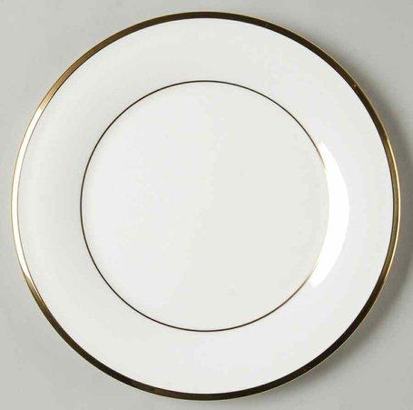 $28.00 Eternal White - Lenox Dinner Plate