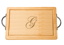 "Maple Leaf at Home   18"" Rectangle Cutting Board - The Gipners $161.00"
