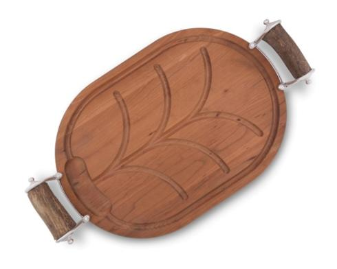 Louis Morgan Exclusives   Vagabond House Antler Carving Board $262.00