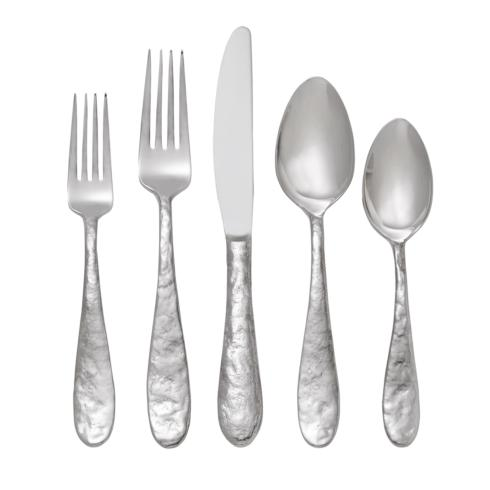 $85.00 Michael Aram Cast Iron 5 Piece Flatware Set