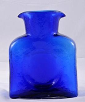 $53.00 Water Carafe Cobalt