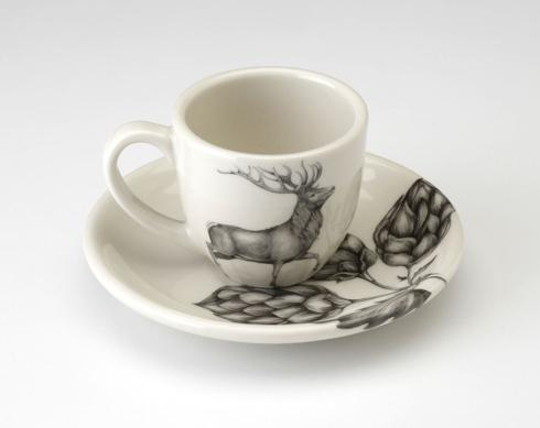$42.00 Espresso Cup and Saucer