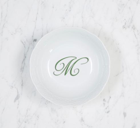 Weave Petite Bowl with Custom Monogram