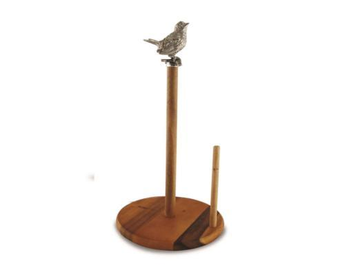 Louis Morgan Exclusives  Vagabond House Song Bird Paper Towel Holder $70.00