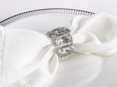 $12.00 Acrylic Napkin Ring