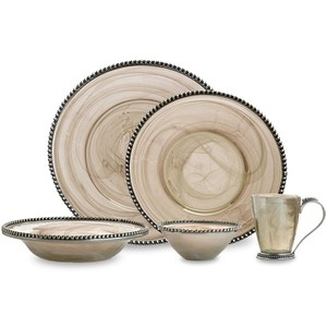 Latona's Exclusives  Ashley Splendora Dinner Plate $112.00
