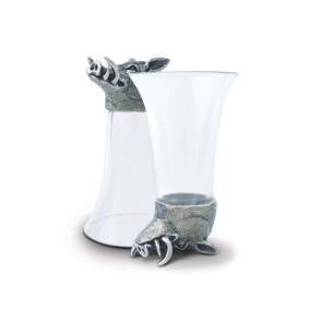 $50.00 Pewter Animal Stirrup Cup