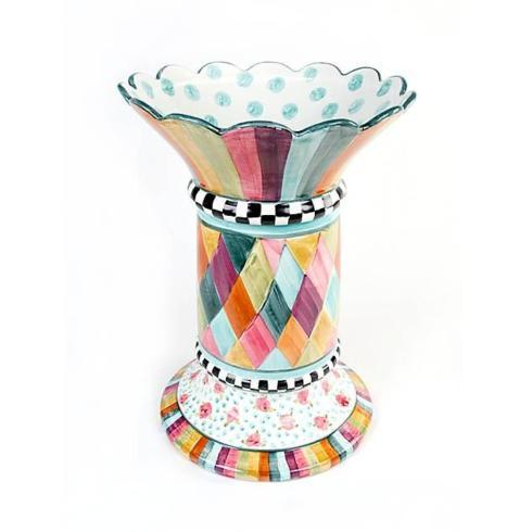 $595.00 Column Chimney Flower Pot by MacKenzie Childs