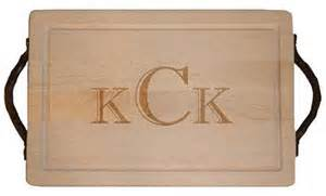 $159.00 Personalized Cutting Board