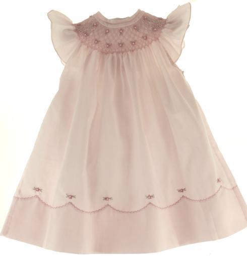 $68.00 Pink Flutter Sleeve Dress