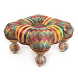 Kaleidoscope Footstool collection with 1 products