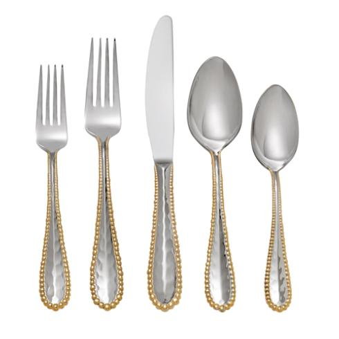 Molten Gold 5 pc placesetting collection with 1 products