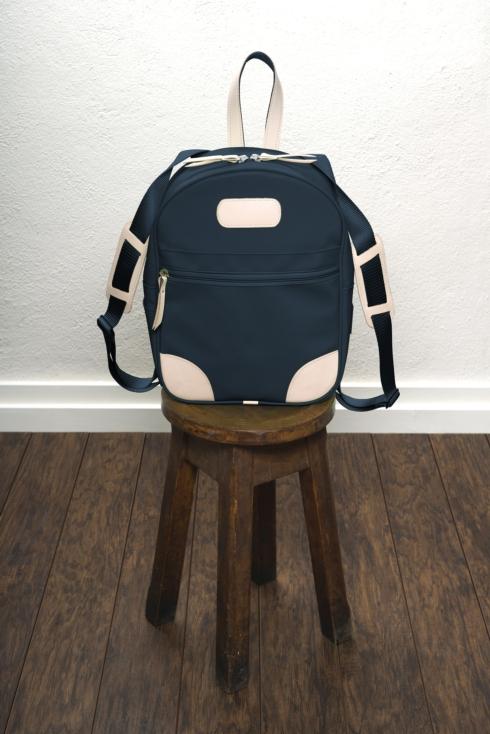Jon Hart  Vinyl Backpack $149.00