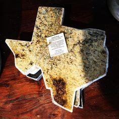 "KJLane   Texas Cheeseboard 13"" $98.00"