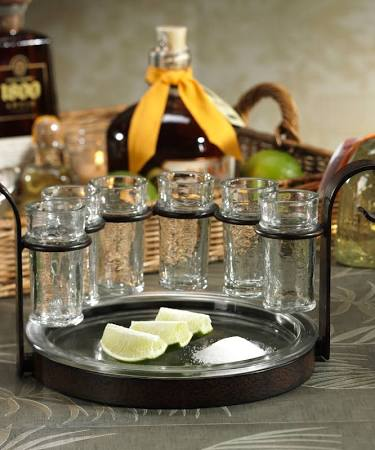 Tequila Shot Server collection with 1 products