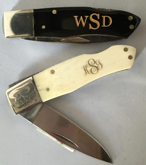 Pocket Knife with Bone Handle collection with 1 products