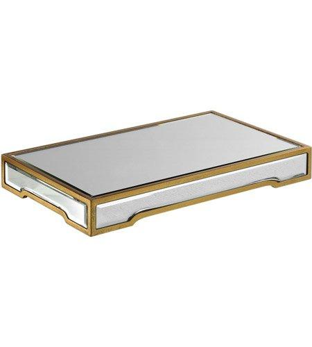 KJLane   Mirrored Tray $110.00