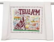 $20.00 Texas A & M dishtowel