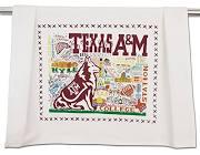 $20.00 Texas A & M dishtowel