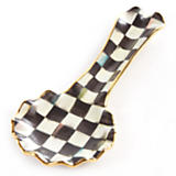 MacKenzie-Childs  Courtly Check Spoon Rest $98.00