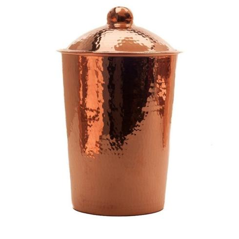 KJLane   Copper Canister large $210.00