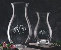 "$65.00 Erika Vase 10"""