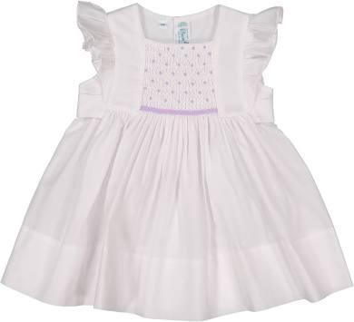 $60.00 Lavender Smocked dress